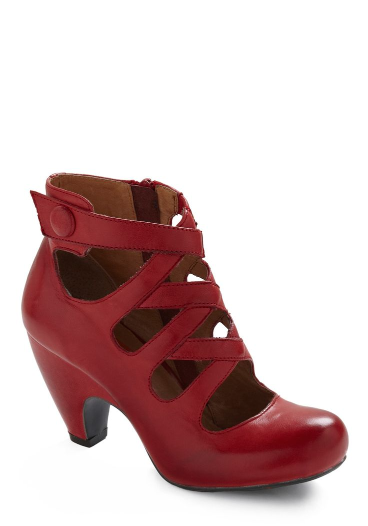 I'm not a huge fan of heels but these are kind of to die for.    love these - except for the price! $129.99 Molten Moves Heel
