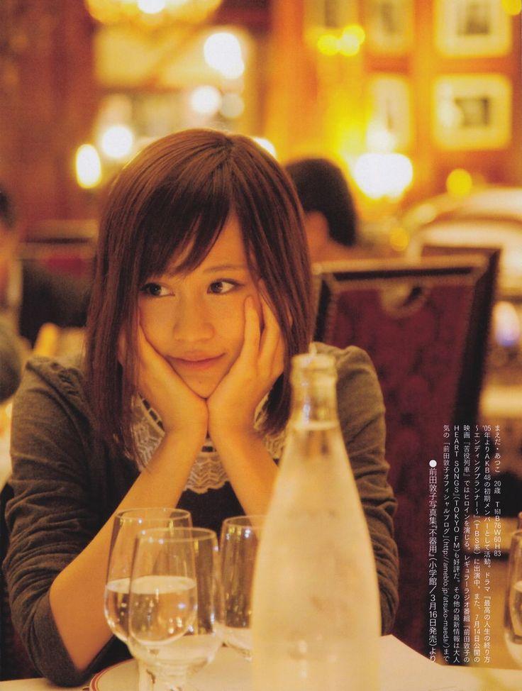 AKB48 チームA 前田敦子08