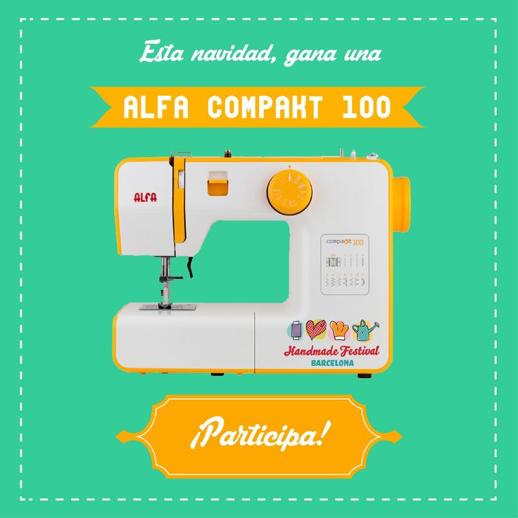 ¡Sorteamos una máquina ALFA Compakt 100 por Navidad!