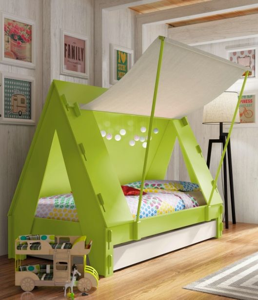 Cool kid's bed