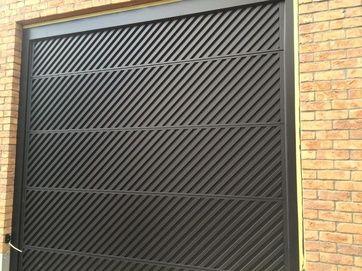 Reinforced Sectional Garage Doors London - Cerberus Doors & 15 best Sectional Garage Doors images on Pinterest | Cerberus ...