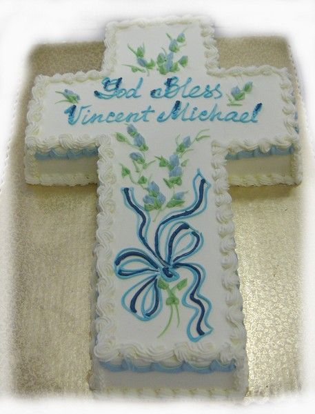 baby boy christening cake designs | Specialty Cakes & Occasion Cakes Photo Gallery