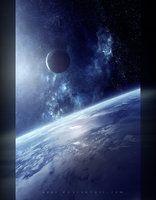 地球,空间由QAuZ