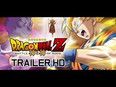 Trailer: Dragon Ball Z - La battaglia degli dei  #trailer #film #dragonball #cinema