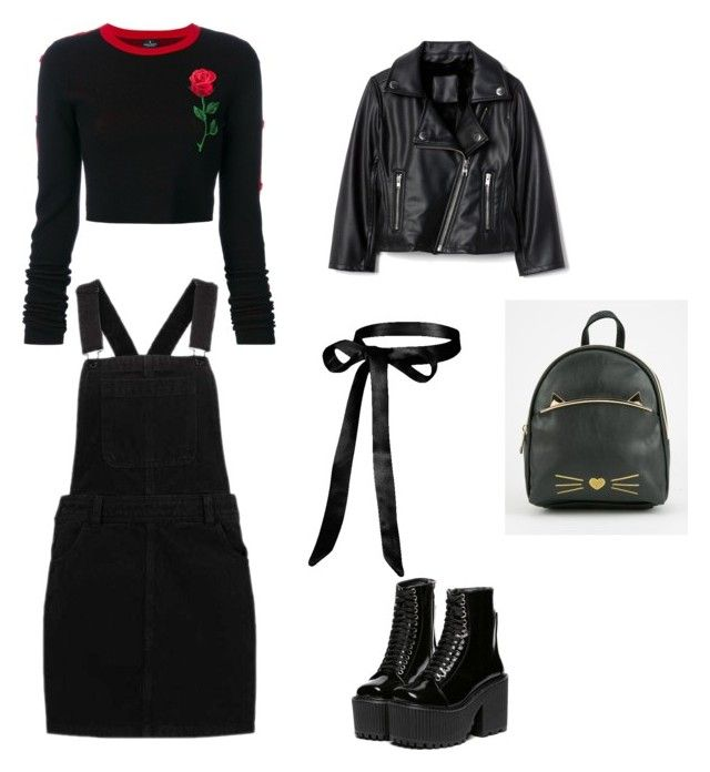 """""""Untitled #155"""" by denisapurple on Polyvore featuring County Of Milan"""