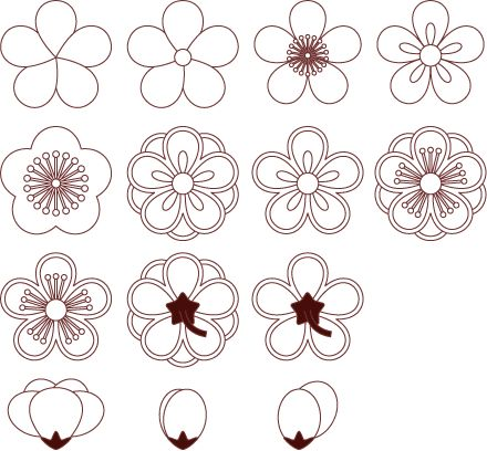 和柄・和風デザイン用AI・EPSファイル無料ダウンロード-粋屋 日本の伝統文様と伝統色-