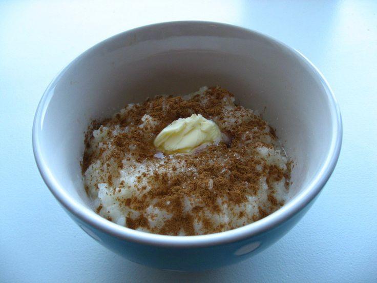Laktosefri risengrød