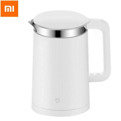 Xiaomi Mi Smart Water kettle! The perfect water kettle in your house! Control through your Smartphone! Now $54! Link in Bio!  http://shop-xiaomi.com/news/xiaomi-mi-water-kettle/  #Xiaomi #Gadgets #Gadget #smart #deal #sale #design #kitchen #app #smartphone #tablet #water #cooker #boiler #kettle #home #house #domotica