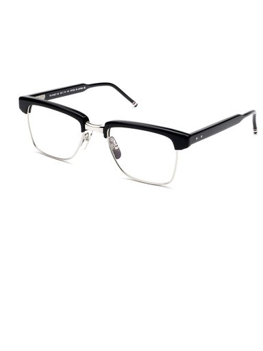 Thom Browne Glasses. Even though I have some, in my opinion, cute Burberry glasses. Nothing compares to Thom Browne. EVA!!!