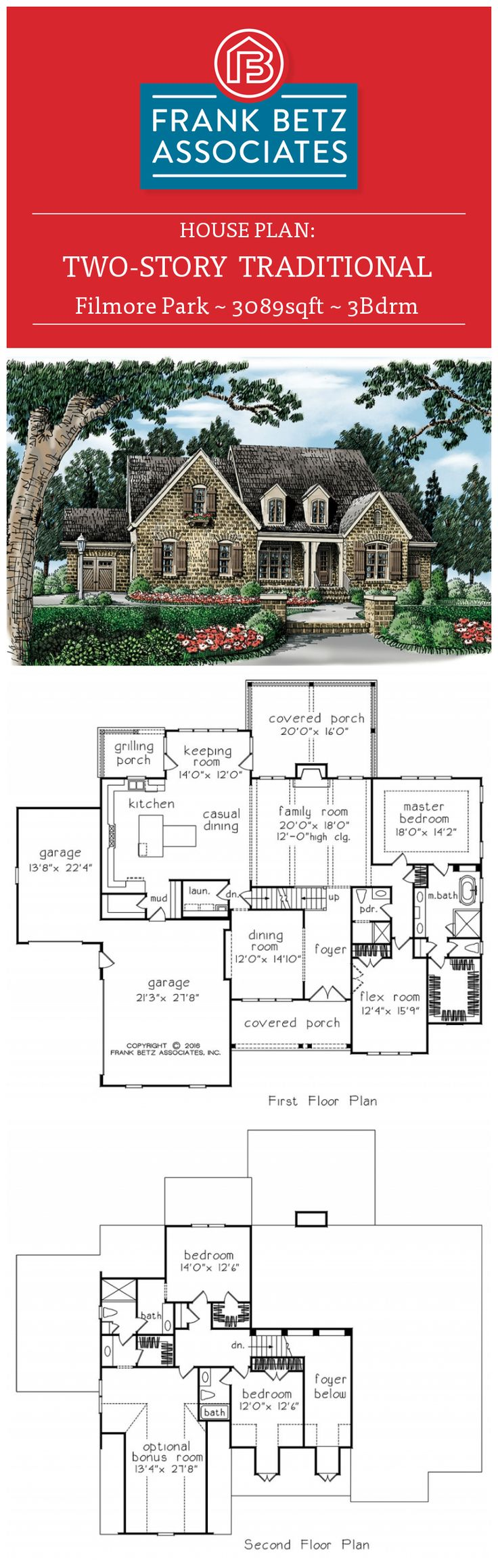 17 Best Ideas About Traditional House Plans On Pinterest