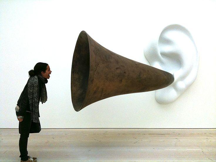 I have a voice!  Photo by Nicolas Nawrocki