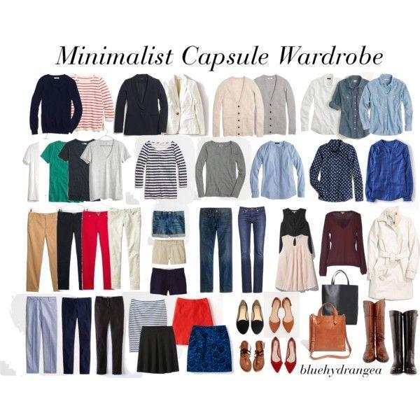 Minimalist Closet Staples