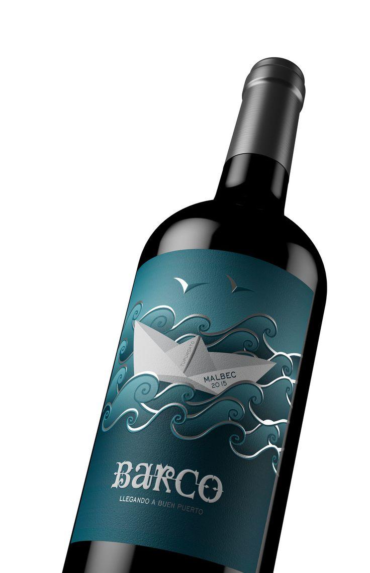 Barco Wine — The Dieline - Branding & Packaging Design