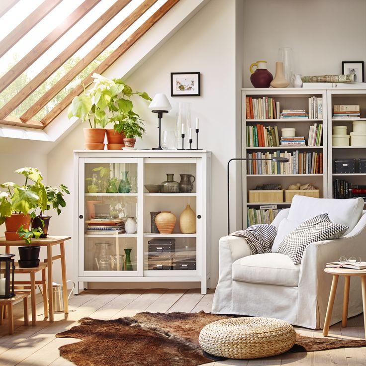 Die besten 25+ in Heim Salon Ideen auf Pinterest Salon zu Hause - hemnes wohnzimmer weis