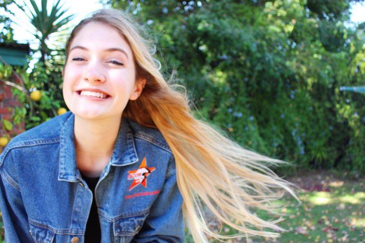 Falling For Oversized Denim | Sophie Maie