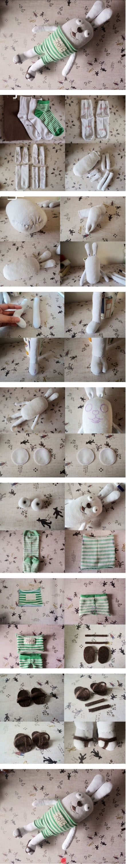 Socks = Rabbit