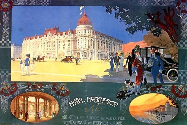 Nice, Hotel Negresco