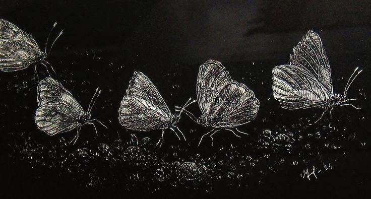 Perhoset hiekalla-Raapetyö