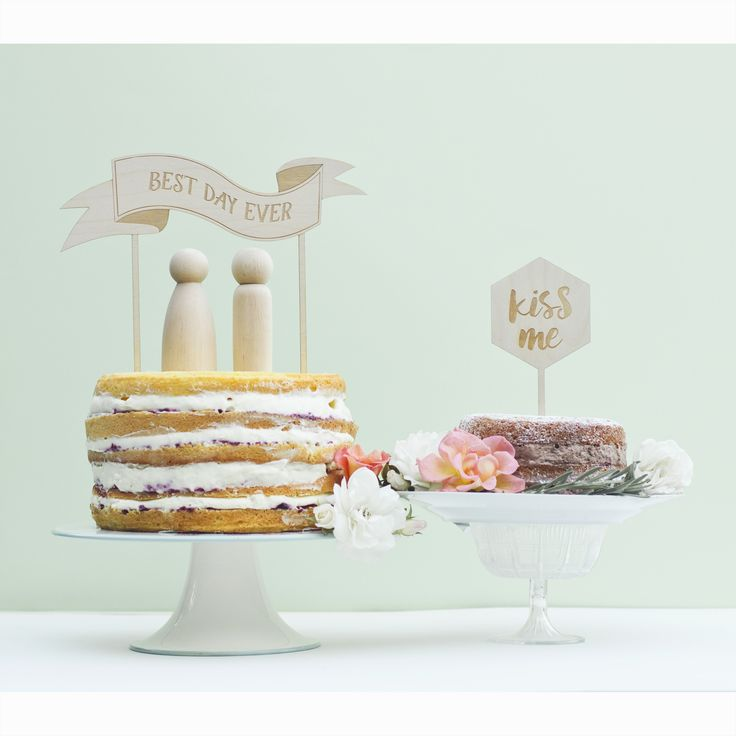 cake topper, wood, laser cut, pegdoll