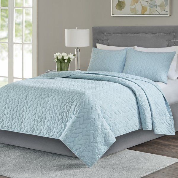 You Ll Love The Acker 3 Piece Coverlet Set At Wayfair Great