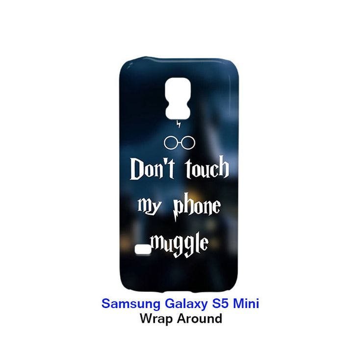 Harry Potter Phone Muggle Samsung Galaxy S5 Mini Case