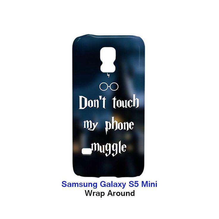 Harry Potter Phone Muggle Samsung Galaxy S5 Mini Case