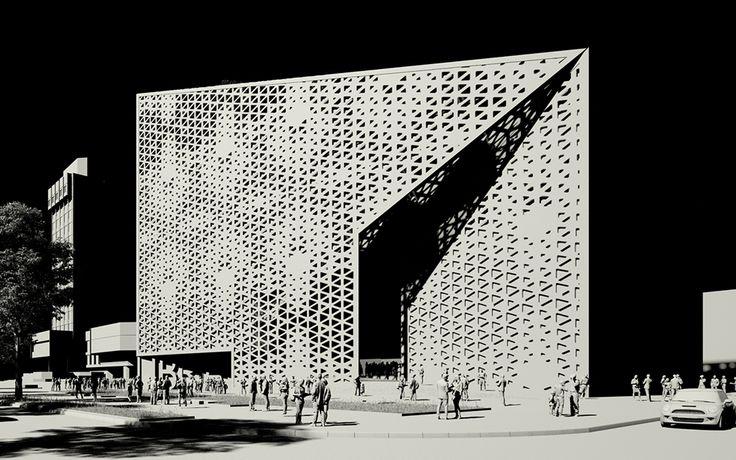 Library of Varna  Project by: ПОТС СТУДИО ООД, Bulgaria