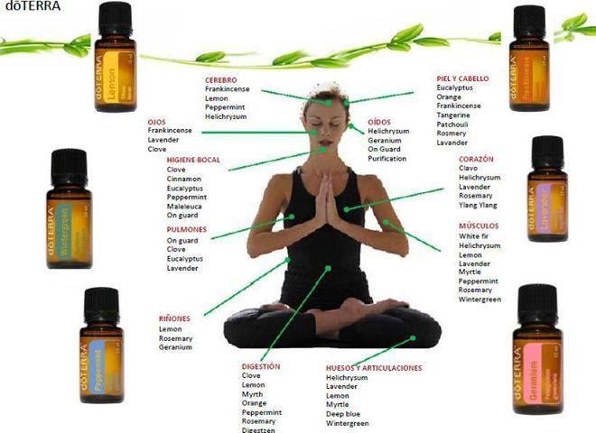 17 mejores ideas sobre usos de aceites esenciales en for Aceites esenciales usos
