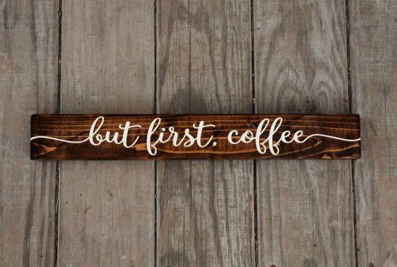 Best Coffee Shop Near Me Now Of Coffee Shop And Bar Coffee Near Me Eugene The Coffee Lyrics Kitchen Decor Signs Rustic Wood Signs Vintage Coffee Decor Kitchen