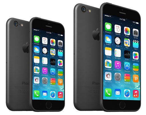 Rear shell iPhone 6 images crop up