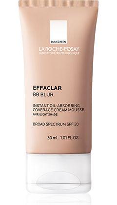 Todo sobre EFFACLAR BB BLUR, un producto en el campo de Effaclar por La Roche-Posay recomendado para {Topic_Label}. Consejo experto gratuito