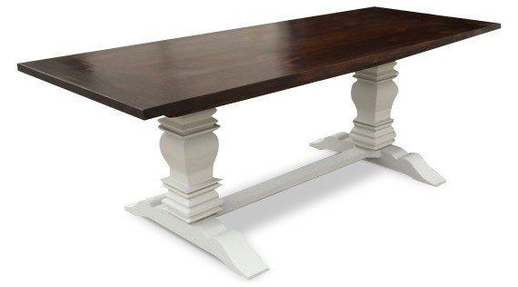 Best 25 Two Tone Table Ideas Only On Pinterest Refinished Table How To Stain Wood And