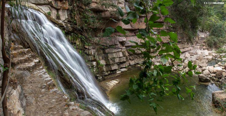 El Arcotete waterfall in Chiapas #josafatdelatoba #cabophotographer #elarcotete #landscapephotography #mexico #Chiapas #waterfall