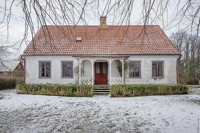 Gotländskt stenhus