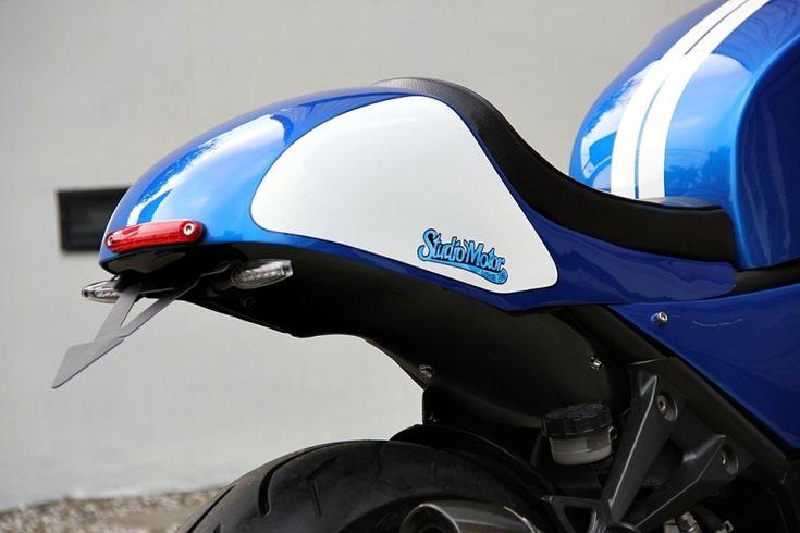 kawasaki 250 cafe racer | Kawasaki Ninja 250R Cafe Racer 6 | Gilamotor