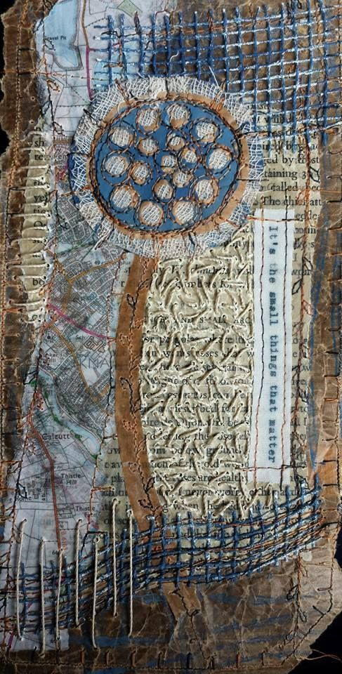 Anne Brooke Textile Art