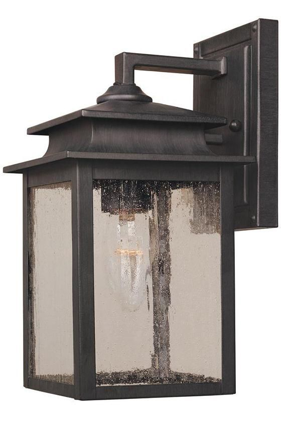 Sutton Outdoor Wall Sconce - Wall Lights - Outdoor Wall Sconce - Wall Sconces - Patio Lights - Deck Lighting | HomeDecorators.com