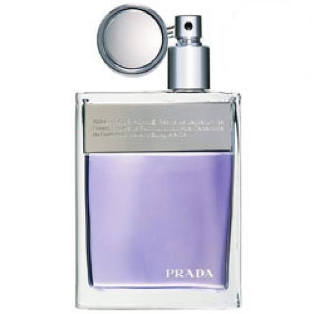 10 Top Fragrances for Men: Prada Amber Pour Homme