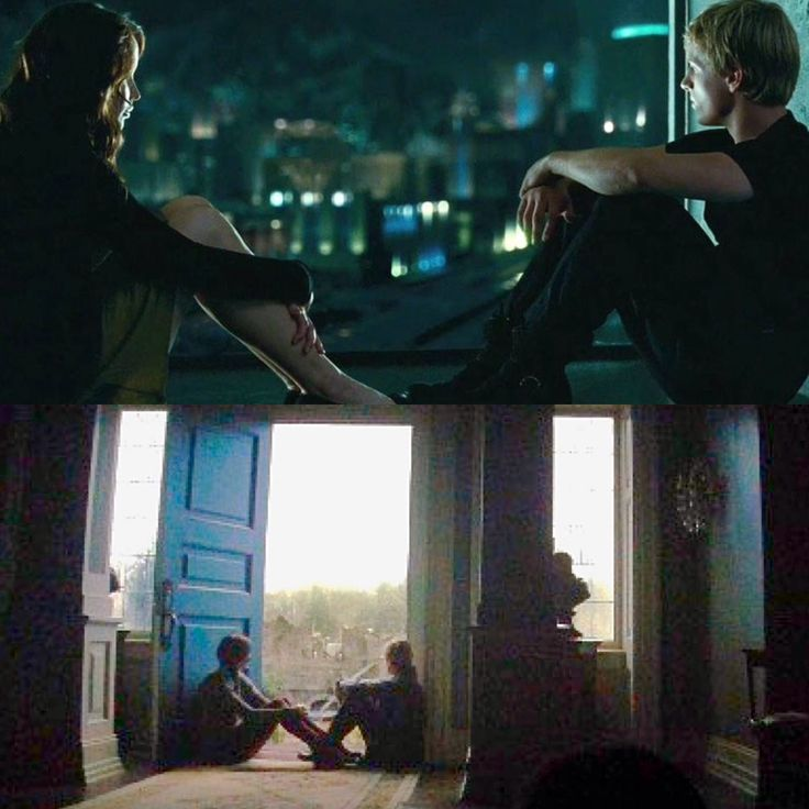 Everlark parallels *MOCKINGJAY SPOILERS* When I saw this in the theater I nearly lost my soul