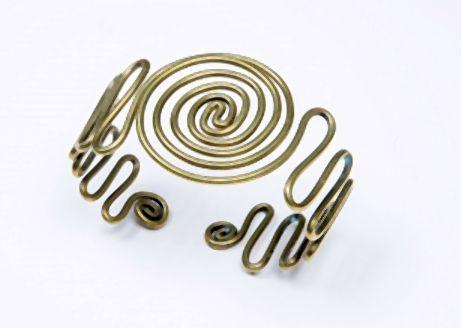Cuff bracelet | Alexander Calder.  ca. 1938 (ART472831)