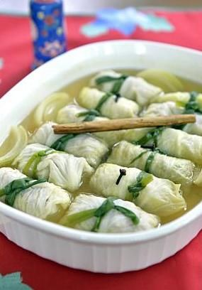30 best eurasian food images on pinterest balloon globe and diners recipe eurasian cabbage roll is healthy and easy to cook recipes food cooking tips the straits times forumfinder Choice Image