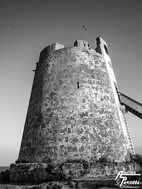 Torre di Chia