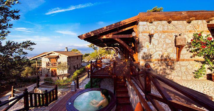 The Primadonna hotel at Patara, near Kalkan