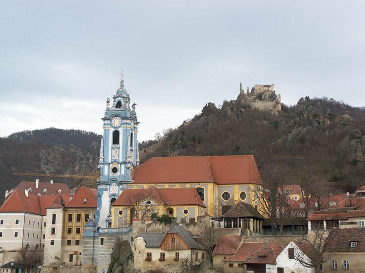 Durnstein Austria  City pictures : Durnstein, Austria | Places I've Been | Pinterest