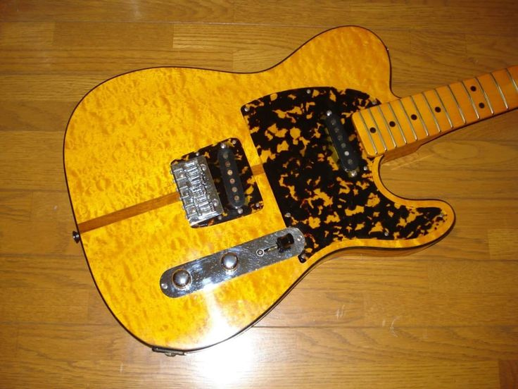 H.S. ANDERSON MAD CAT MAPLE 1975This is an original H.S. Anderson mad cat with Fender Lawsuit Headstock. The same guitar Prince Used in Purple Rain and during the Rock and Roll Hall of Fame Ceremony for My Guitar Gently Weeps. Prince played this type of guitar at almost every show he ever perfor...