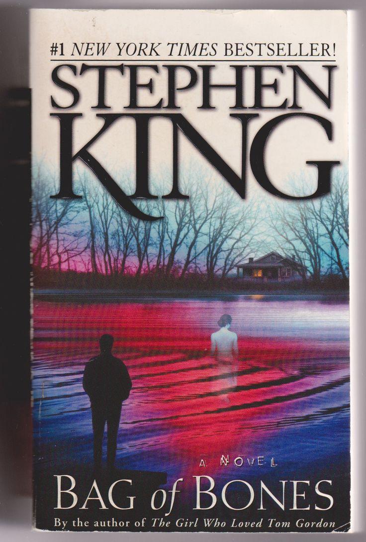 stephen king bag of bones paperback used products