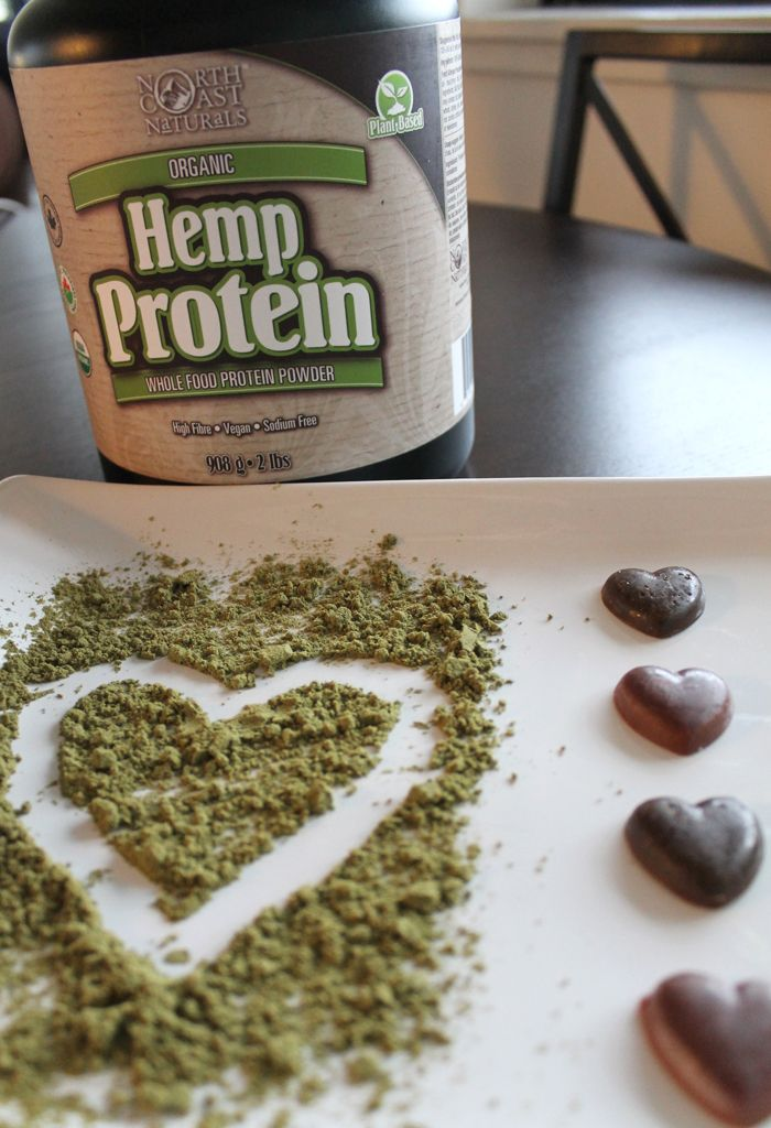 Healthy Raw Hemp Valentine's Day Chocolates (Plus A Hemp ...