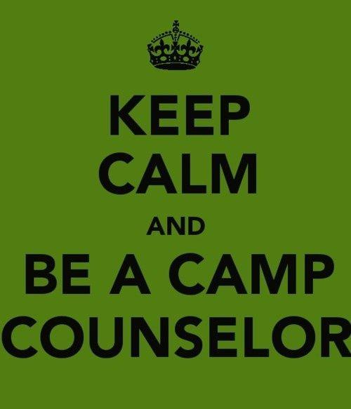 17 Best images about Staff Orientation – Camp Counselor Job Description