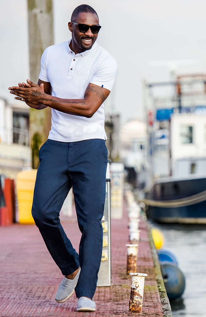 Trousers For Men | Idris Elba + Superdry