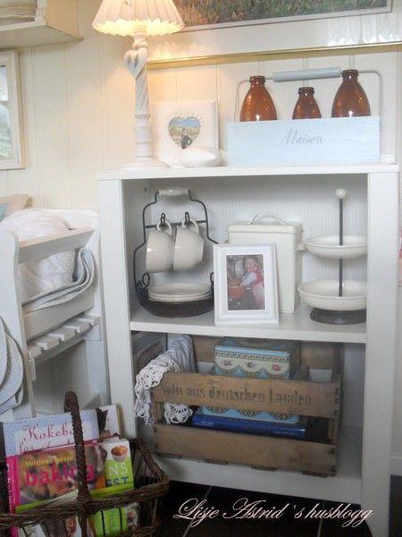 Интерьер в стиле шебби шик в отдельно взятой квартире. Кухня-столовая 33